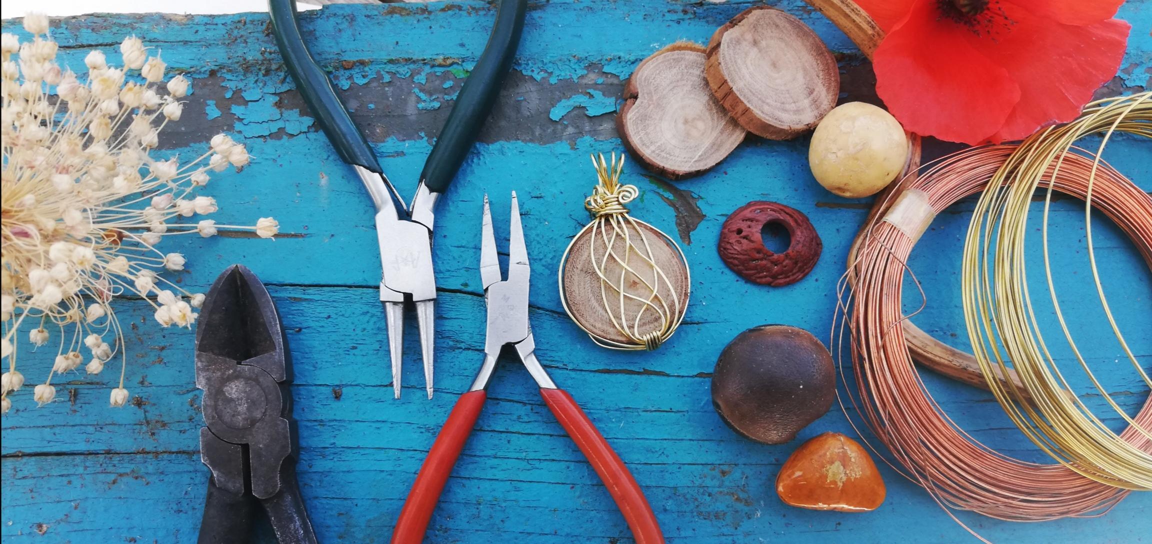 RACCONTI FATTI GIOIELLI - Art workshop