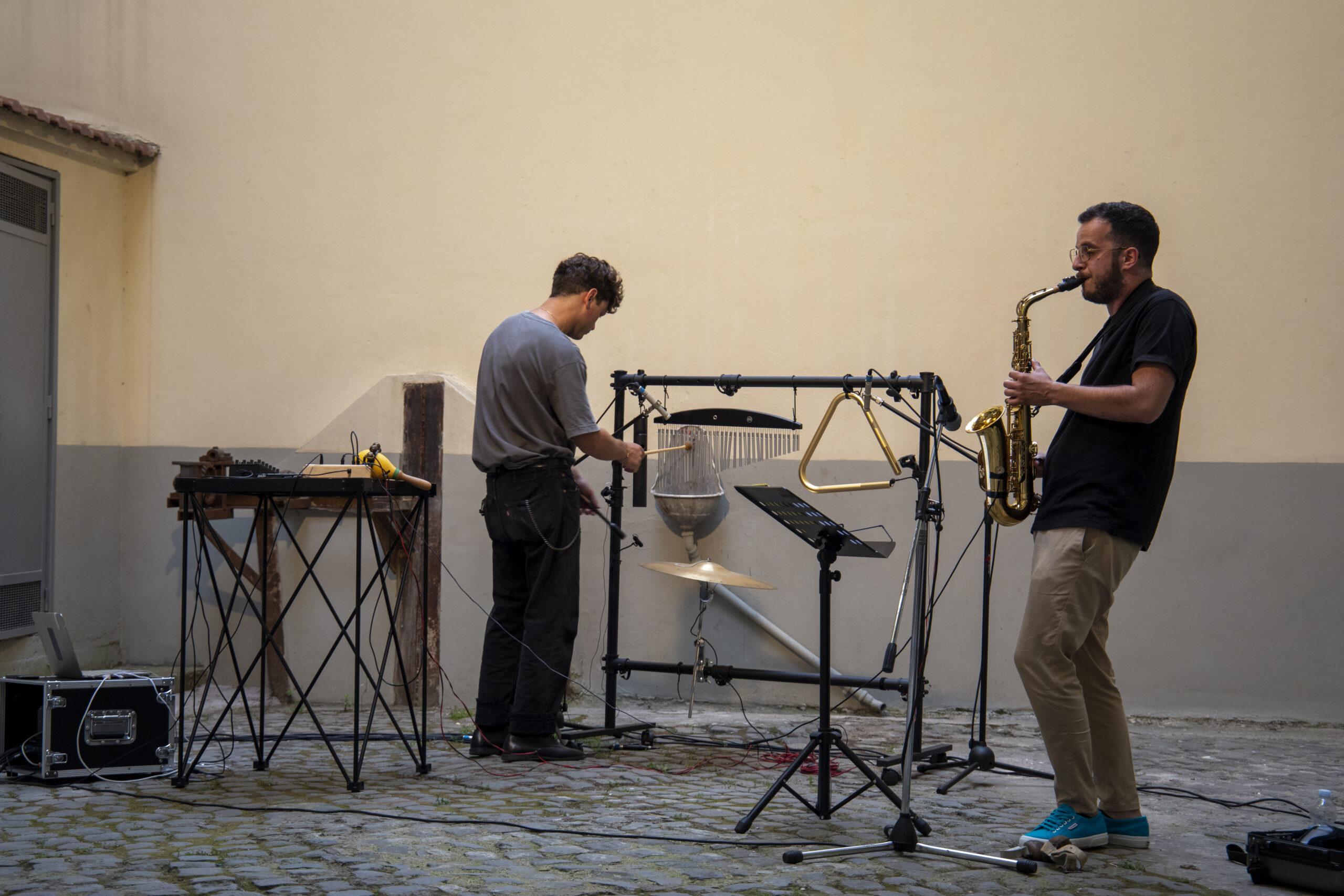 HORO' - Performance Sonora