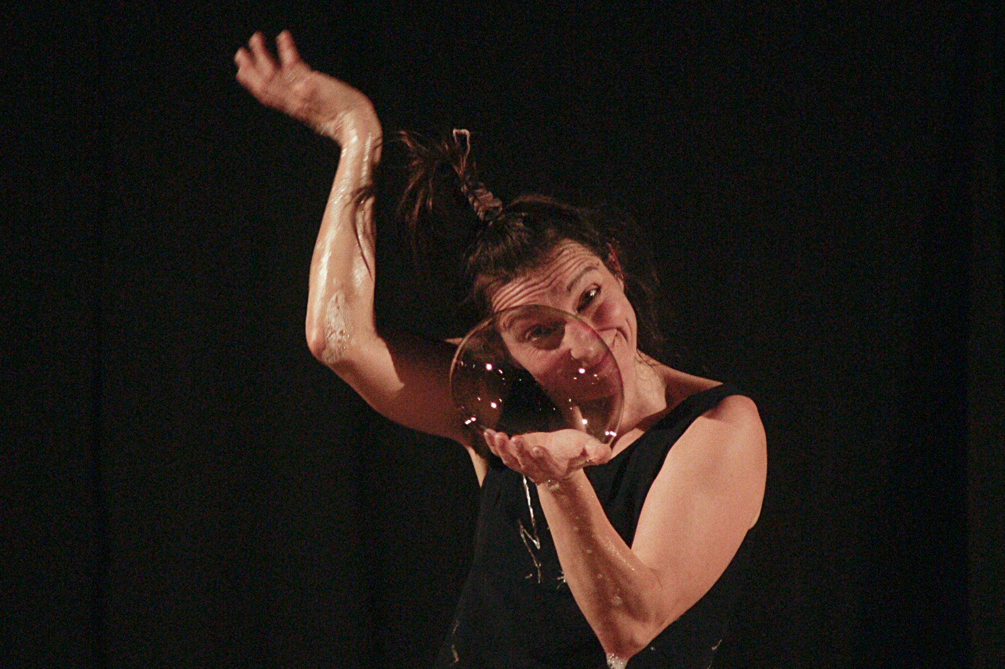BOLLE DI SOGNI - Circo workshop
